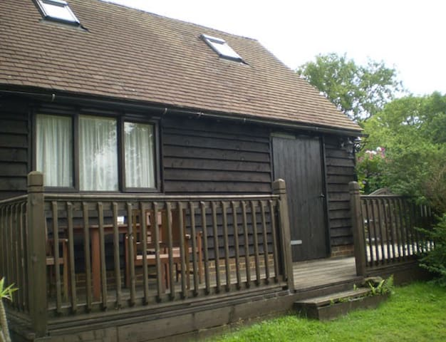 Detached Countryside lodge - Herstmonceux - Almhütte