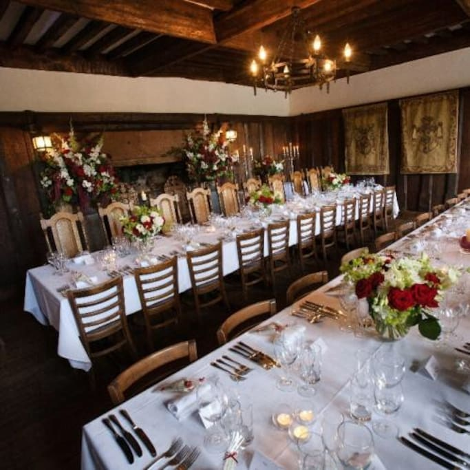 We cater for small and large weddings