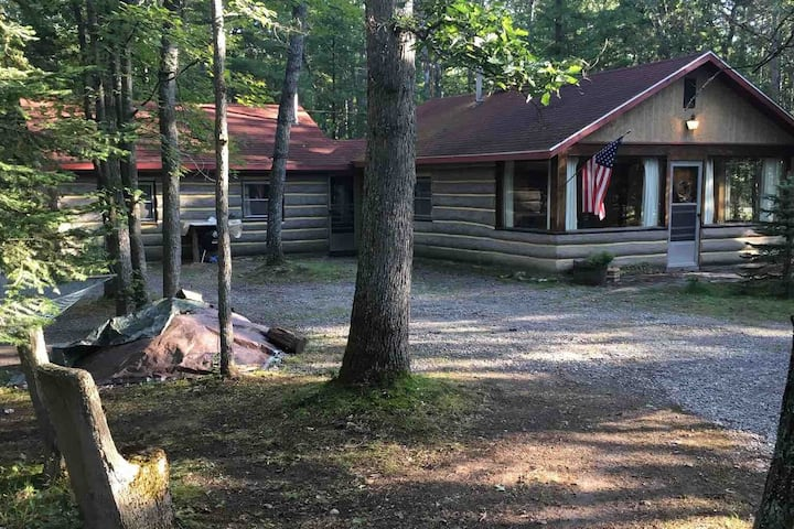 Great up north cabin close to all of your needs!