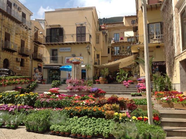 Casetta sul baglio - Monreale - Apartment