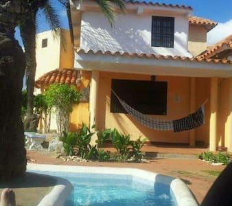 Magnifique maison dans les caraïbes - Paraguachí - Rumah