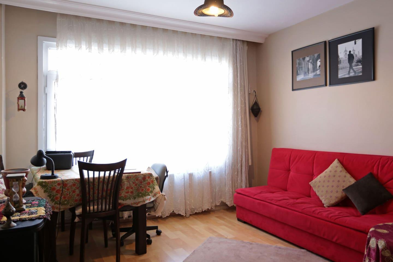 Oturma Odası / Living Room