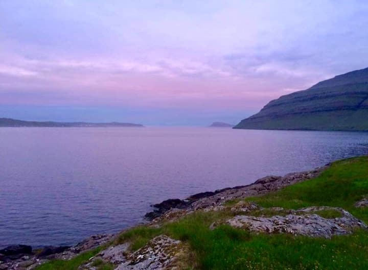 Cozy apartment located 20 mins from Thorshavn