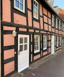 UsedomTor 1720 - Ferienwohnung I. für 2 Personen