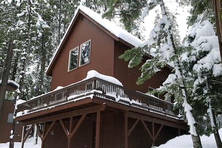 Lodge at the Lake: near Pinecrest/Dodge Ridge
