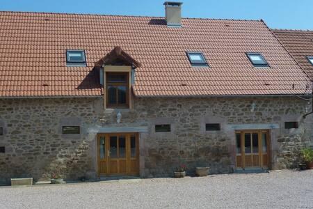 Les gîtes de la Planche: Les Charmes - Saint-Nizier-sur-Arroux - Haus