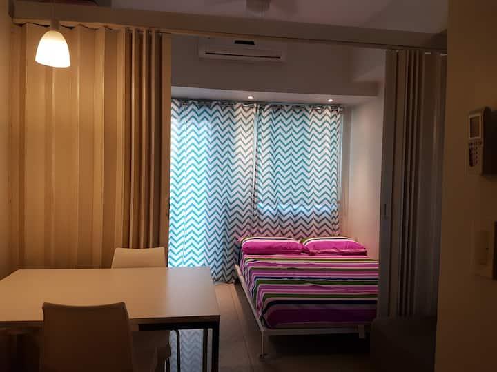 Cozy Studio Apartment in Makati