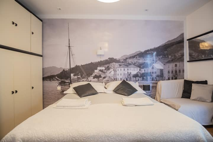 Studio apartment Old port - A2+1 petra svacica 11
