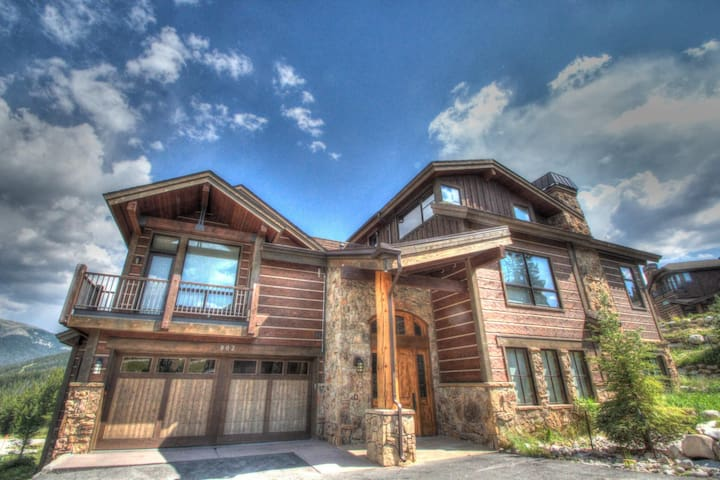 902 The Chalet, Incredible Executive Private Home. - Copper Mountain - House