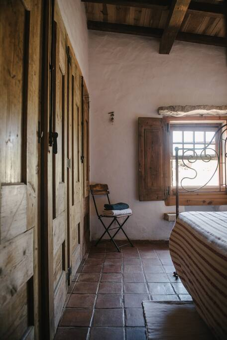 The Rustic Room