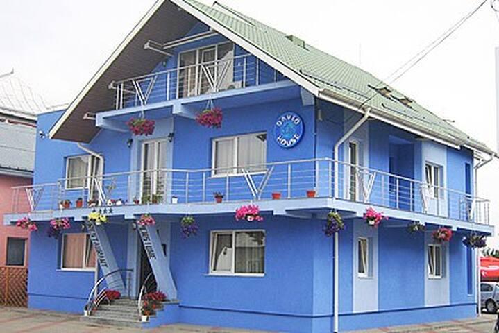 Pensiunea David House
