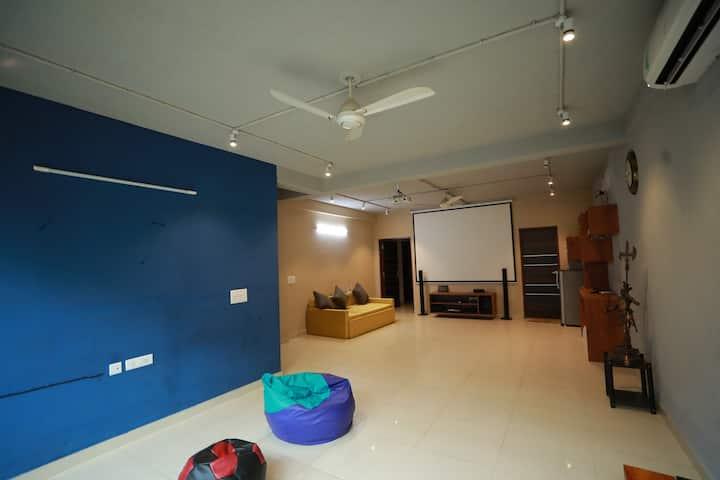 Sadeep's Home Basement