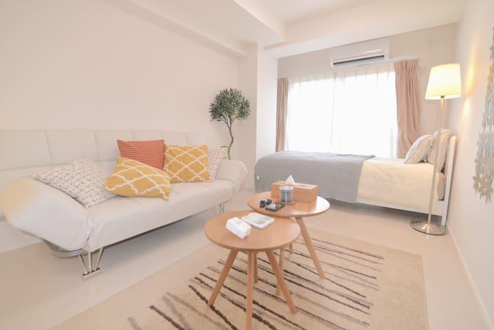 30%OFF Japanese modern Shibuya room#ES53 - Setagaya - Apartment