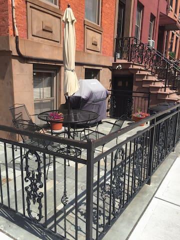 Charming midtown Hoboken updated 1 bedroom - Hoboken - Apartamento