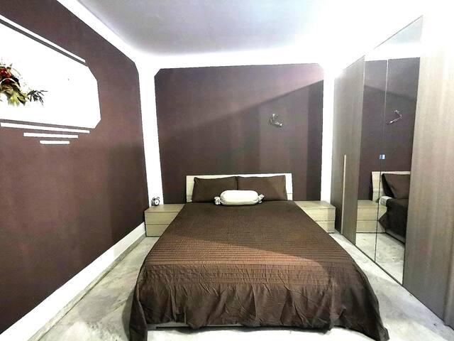 Appartamento nel pieno centro di Genova.