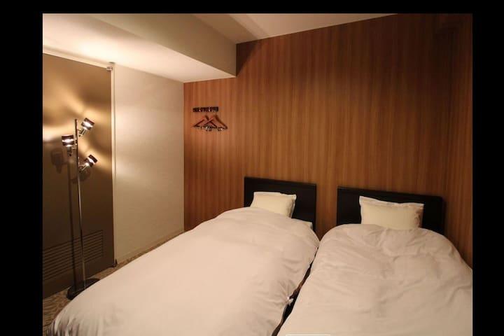 Hotel Hana Ichi Rin/Non-smoking/Standard Twin