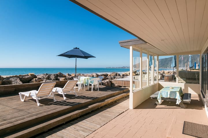 Dreamy Solimar Sands Beach House - Ventura