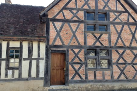 Stunning 16th century detachedhouse - Veilleins - 独立屋