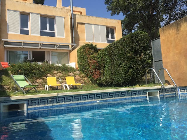 MODERN HOUSE NEXT TO BEACH WITH SWIMMING POOL - PR - Calella de Palafrugell - House