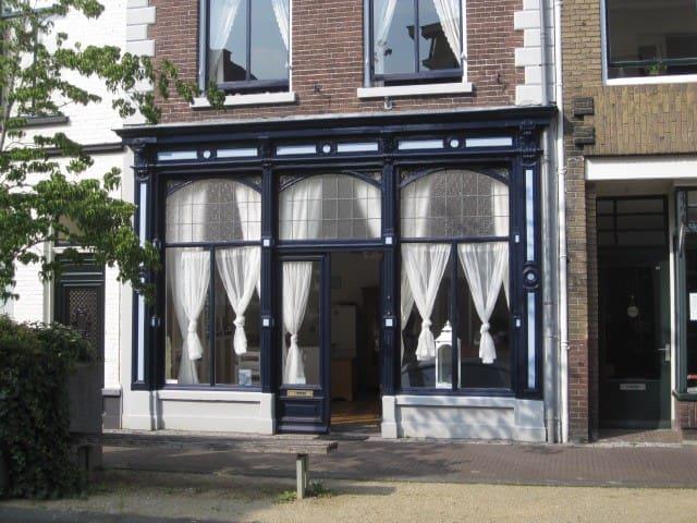 Appartement in monumentaal pand in hartje Zutphen - Zutphen - Appartement