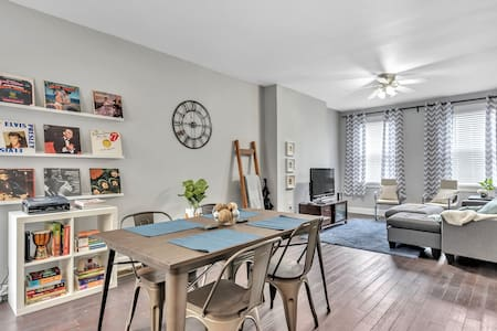 Stylish & Modern Townhome in the Heart of Philly!