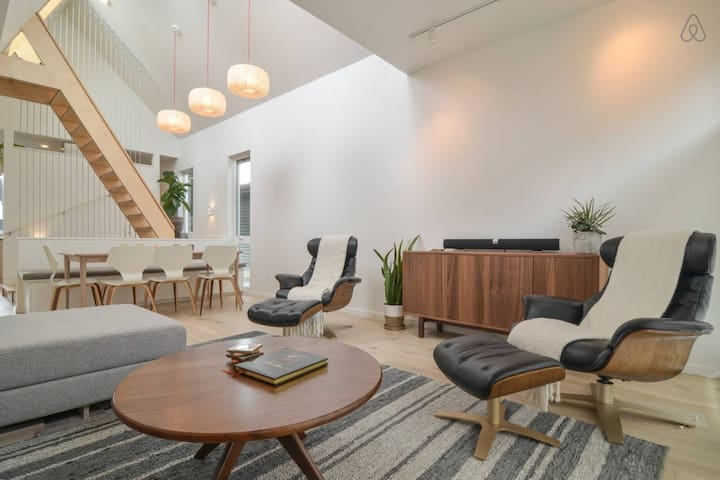 Modern 2bd townhome, great locale - Seattle - Rumah