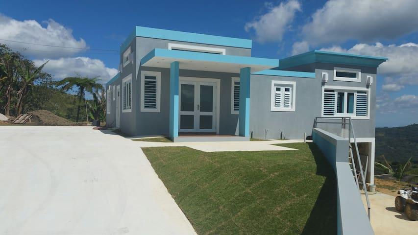 Casa Campo, Loma Verde, Jayuya - Bo. Mameyes, séctor La Loma