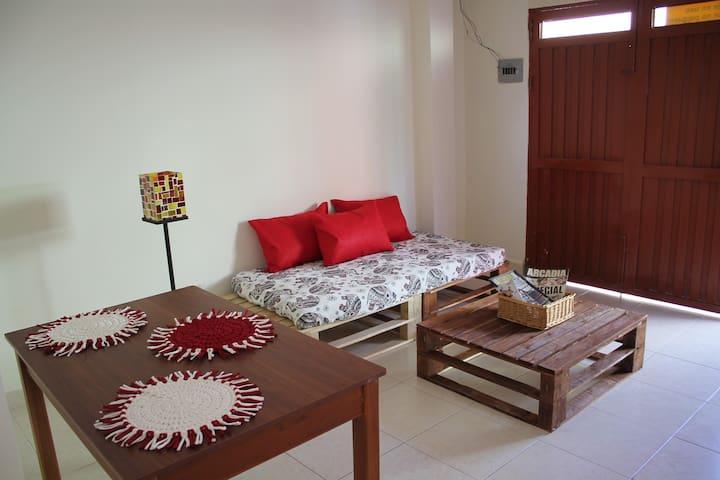 Apartamento con vista al embalse (Guatapé)