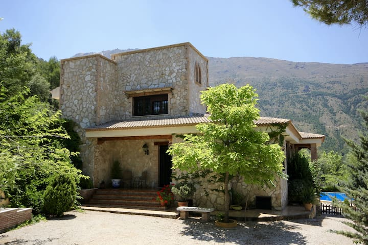 Villa Azuara (Three bedrooms Villa) - Los Villares - House