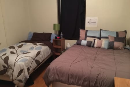 Nice downtown apartment for football weekends - State College - Apartment