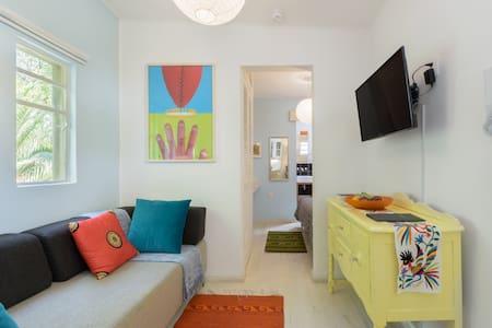 Bonito Apartamento Art Déco en el Barrio Condesa