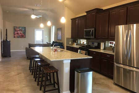 Water Front Home (4BR/2B) In Katy (West Houston)
