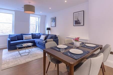 Modern, Luxurious 1BR Flat- Heart of Covent Garden - London - Apartment