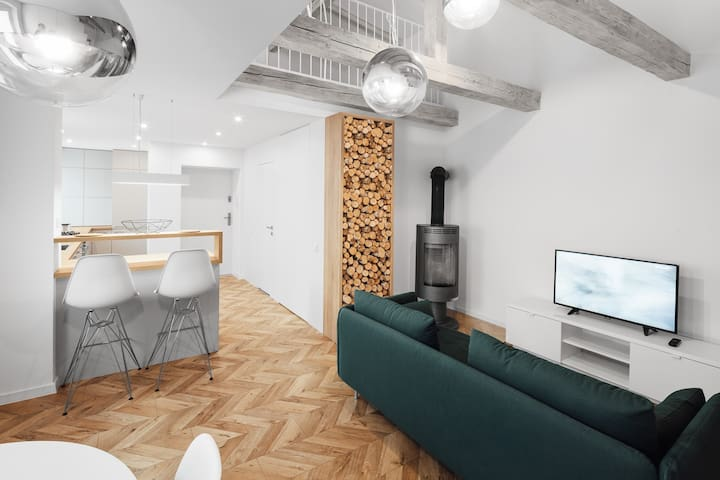 Exclusive apartment Chorzow