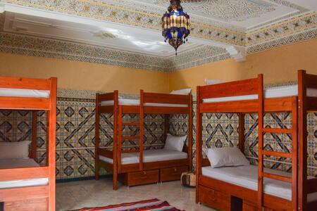 Mosaic Hostel Marrakech