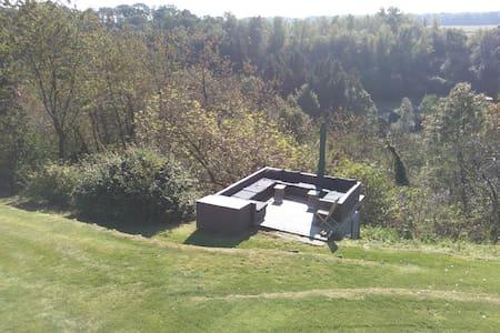 """""""L'Autre Maison"""" confort et vue exceptionnelle - Marchin - Earth House"""