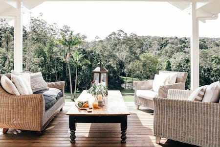 Rose Gum Cottage, Eco-Luxe, Byron Hinterland