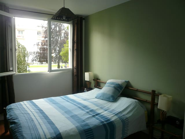 appart F4, 70m², près paris,résidence verdoyante - Saint-Michel-sur-Orge - Byt