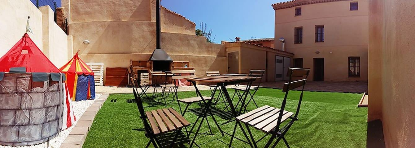 Casa Rural, El Chopo Cabecero, Calamocha, Teruel