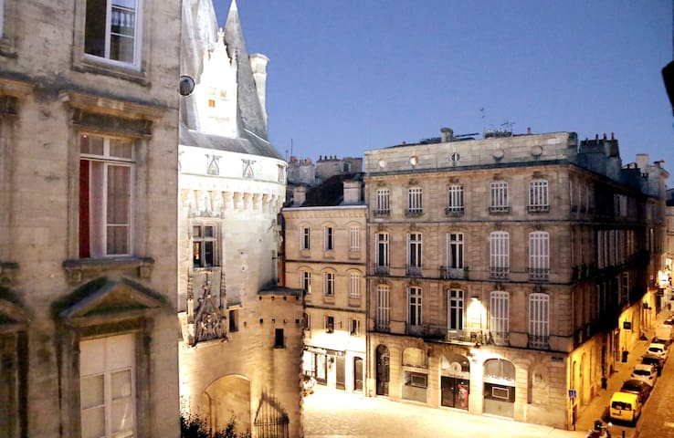 Key to Bordeaux - fairytale view, 2 bd + elevator