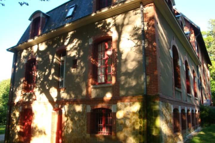 gite du chateau du Ponthereau