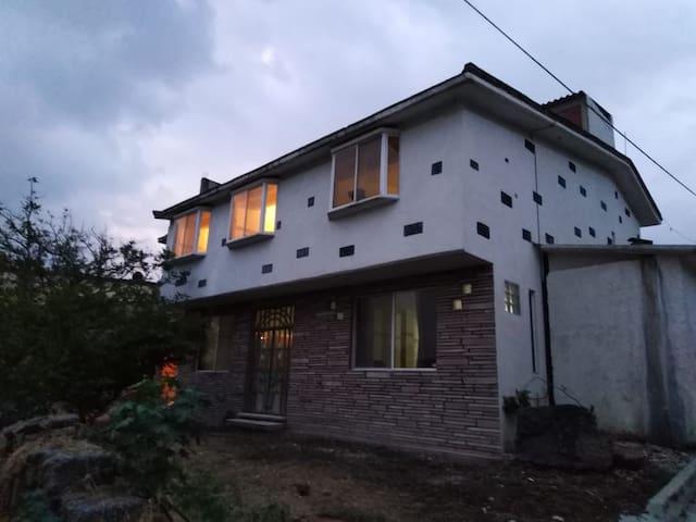 Casa Cuernavaca con alberca