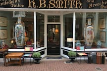 HB Smith Antiques King Street Margate