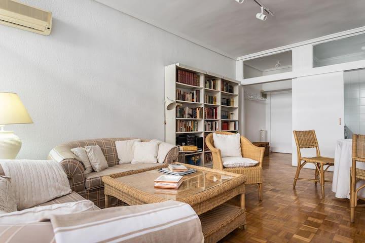 Apartamento en Chamberi
