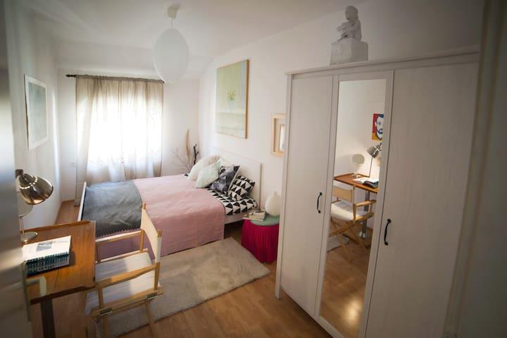 C1 - Sleeping room