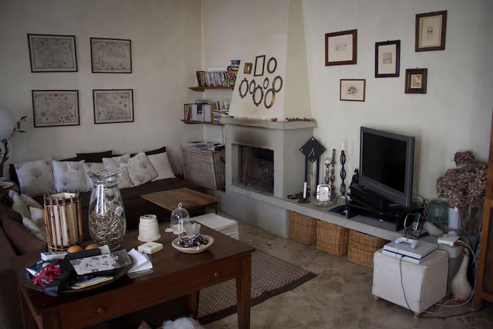 Casa + giardino, Rivergaro, Val Trebbia. - Rivergaro - Casa