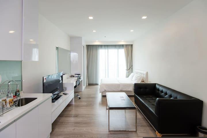Luxury Modern Suite @ Bukit Bintang - Kuala Lumpur - Byt