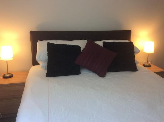 Double room with En Suite and Patio