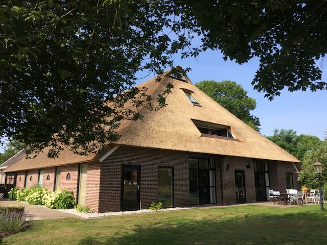 Luxury countryhouse in Diever, Drenthe