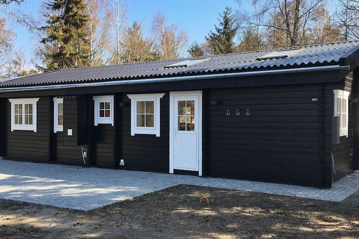Quaint Holiday Home in Hornbæk Located in the Countryside